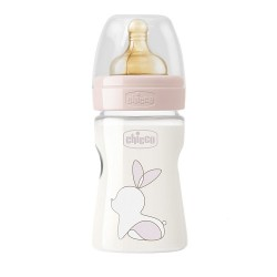 Chicco Biberón Original Touch Rosa +0m 150ml