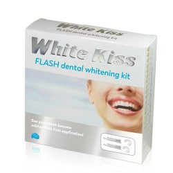 Comprar White Kiss Flash con Féculas y Gel