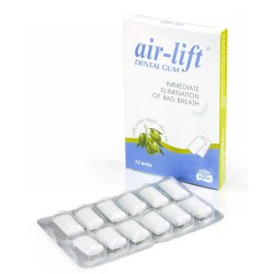 Comprar Air Lift Chicle Dental 12 Unidades