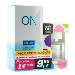 Betres ON Pack Perfume Eternal 100ml + Formato Bolsillo 30ml