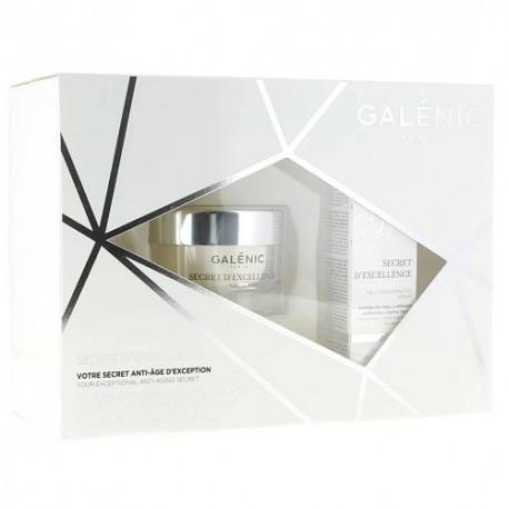 Galenic Cofre Secret D'Excellence La Crema 50ml + Sérum Concentrado 10ml
