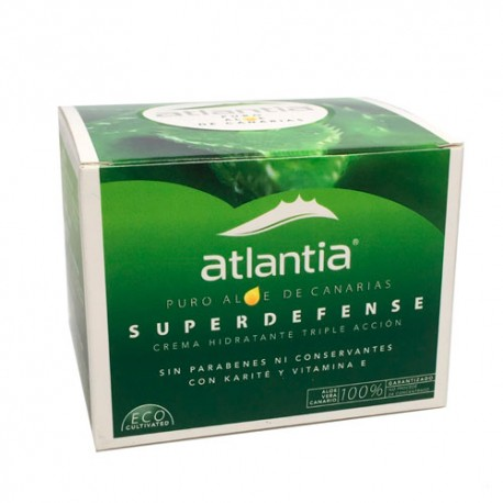 Atlantia Crema Hidratante Superdefense 200ml