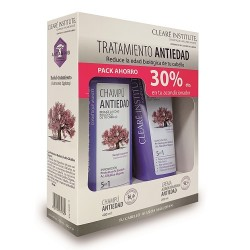 Comprar Cleare Institute Pack Antiedad Champú 400ml + Crema Acondicionadora 200ml