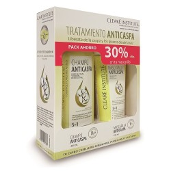 Comprar Cleare Institute Pack Anticaspa Champú 400ml + Mascarilla 150ml