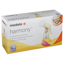Medela Sacaleches Extractor Manual Harmony