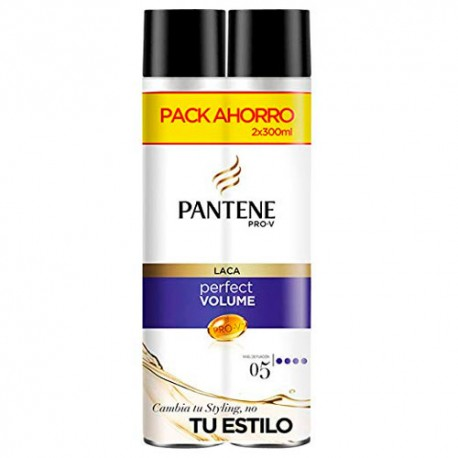 Pantene Duplo Laca Perfect Volum 2x300ml