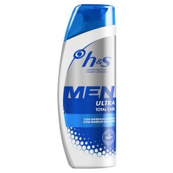Comprar H&S Men Ultra Total Care Champú 225ml
