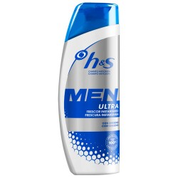H&S Men Ultra Frescor Instantaneo 225ml