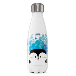 Chicco Botella Acero Inoxidable 350ml