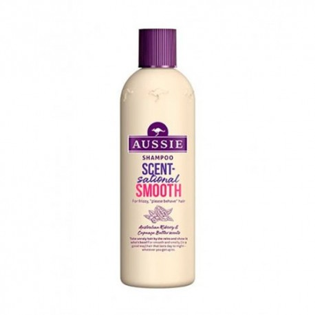 Aussie Champú Scent-Sational Smooth 300ml