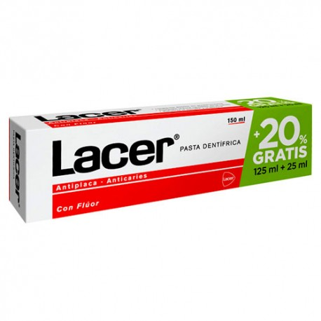 Lacer Pasta Dentífrica 150ml