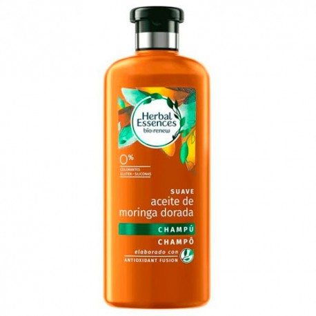 Herbal Essences Champú Suave Moringa 400ml