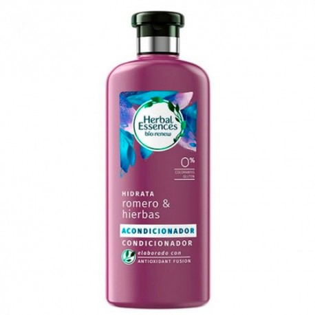 Herbal Essences Bio Acondicionador Romero & Hierbas 400ml
