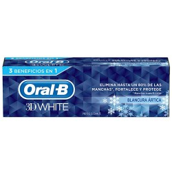 Oral B Pasta 3Dw Base Radiante 75ml