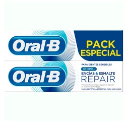 Oral B Pasta E&E Repair Original 2X75ml