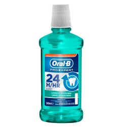 Comprar Oral B Colutorio Pro-Expert Limpieza Profunda 500ml