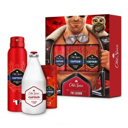 Comprar Old Spice Pack The Legend