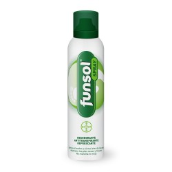Funsol Desodorante Spray Pies Calzado 150ml