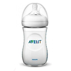 Comprar Philips Avent Biberón Natural Transparente 1m+ 260ml