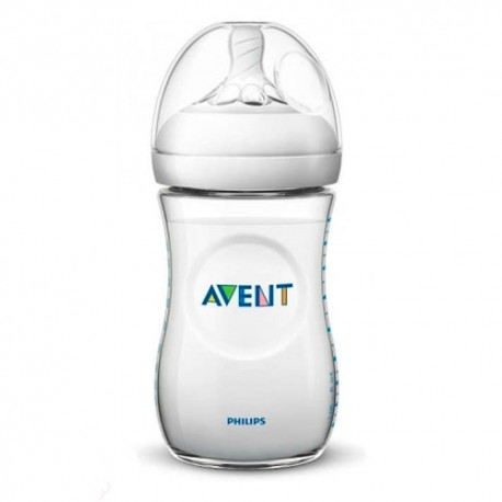 Avent Natural Biberon Anti-cólico +1m 260ml