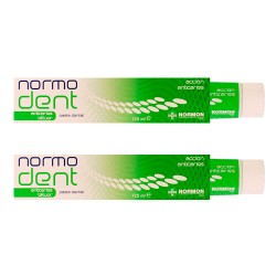 Normodent Anticaries Pack Pasta 2 X 125 ml
