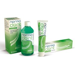 Comprar Normodent Anticaries Pack Pasta 125ml + Colutorio 500ml