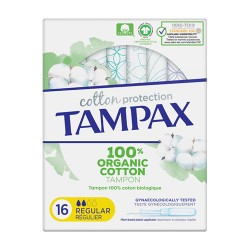 Comprar Tampax Natural Regular 16 Unidades
