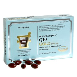 ActiveComplex® Q10 GOLD 100mg 60 Cápsulas