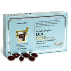 Comprar ActiveComplex® Q10 GOLD 100mg 90 Cápsulas
