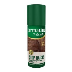 Farmatint Spray Retocador Stop Raíces Cobrizo 75ml