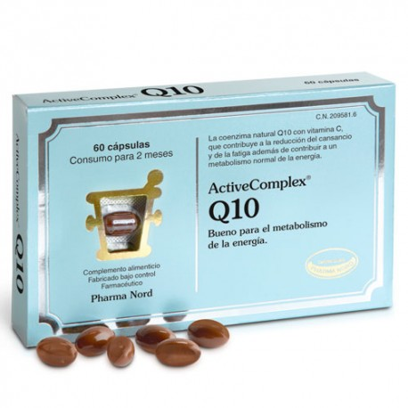 ActiveComplex® Q10 30mg 60 Cápsulas