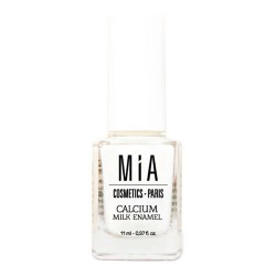 Mia Cosmetics Calcium Milk Enamel Tratamiento Uñas 11ml