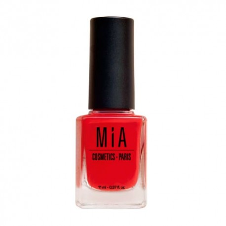 Mia Cosmetics Esmalte Uñas Poppy Red  11ml