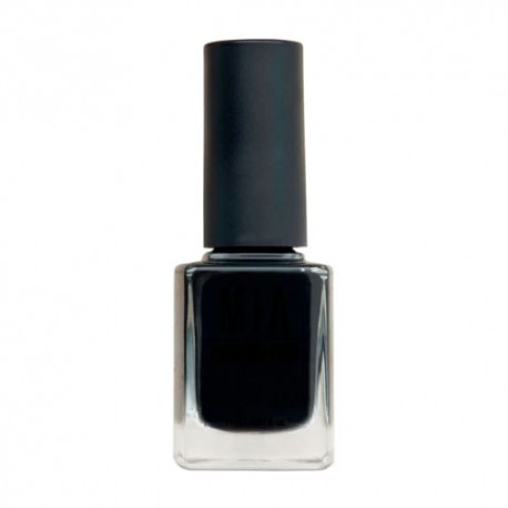 Mia Cosmetics Esmalte Uñas Coal  11ml