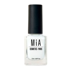 Mia Cosmetics Esmalte Uñas Cotton White 11ml