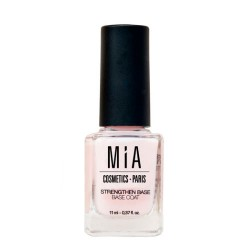 Mia Cosmetics Strengthen Base Coat Tratamiento Uñas 11ml