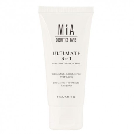 Mia Cosmetics Ultimate 3 in 1 Crema Manos 50ml