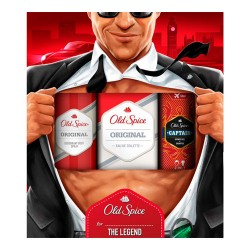 Comprar Old Spice Pack The Legend Desodorante + Perfume