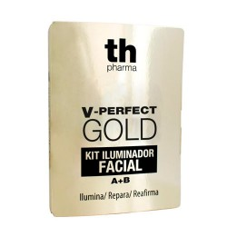Th Pharma Vitalia Perfect Gold Kit Iluminador Facial 2 x 2 ml