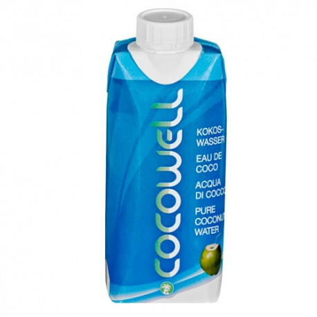 100% Natural CocoWell 330 ml