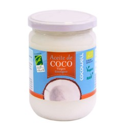 100% Natural Aceite de COCO virgen ecológico 500ml