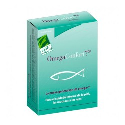 100% Natural OmegaConfort7 30 cápsulas