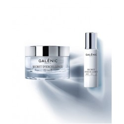 Comprar Galenic Pack Secret D' Excellence Sérum 30ml + Crema 15ml