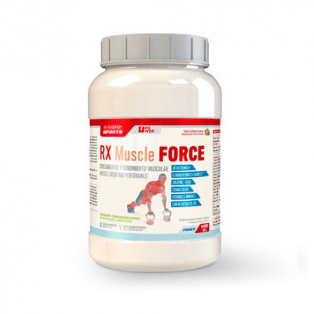 Marnys Sports RX Muscle Force Bote 1800g