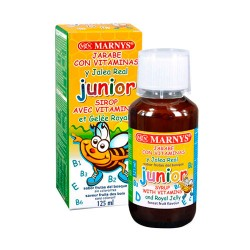 Marnys Junior Jarabe Multivitaminico con Jalea Real 125ml