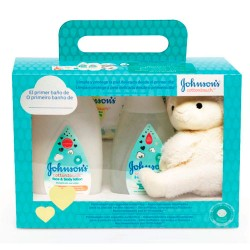 Johnson's Pack Regalo Cotton Touch