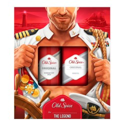 Comprar Old Spice Original Pack Desodorante 150ml + Gel Baño 250ml