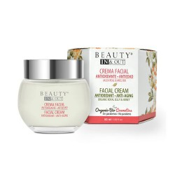 Marnys Beauty In & Out Crema Facial Antioxidante 50ml