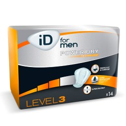 iD For Men Inco Ligera Level 3 14 Unidades