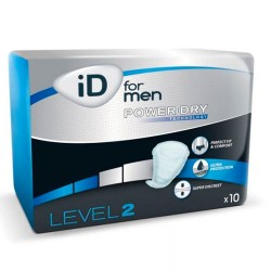 iD For Men Inco Ligera Level 2 10 Unidades